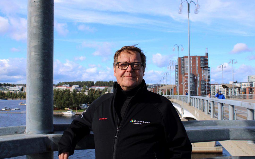 Esittelyssä: vaalipäällikkö Pekka Tuominen
