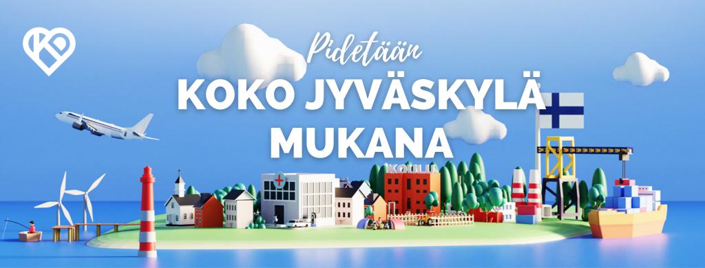 Koko Jyväskylä mukana (KD)